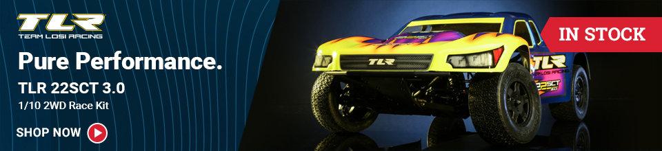 TLR03009 TLR 22SCT 3.0 1/10 2WD Race Kit