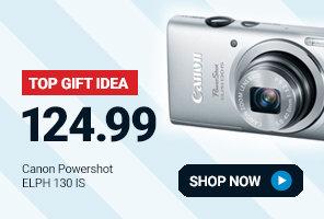 FCE1011 Canon Powershot ELPH 130 IS