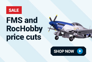 December FMS and RocHobby Prices Cuts