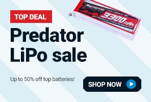 Predator Battery Closeouts