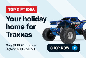 Your Holiday Home for Traxxas