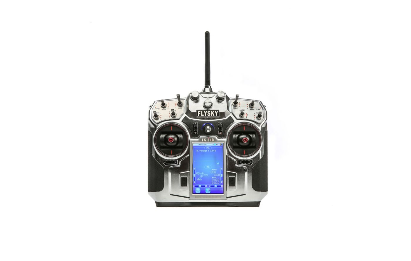 Image for FS-i10 Transmitter and FS-iA10 Receiver from Force RC