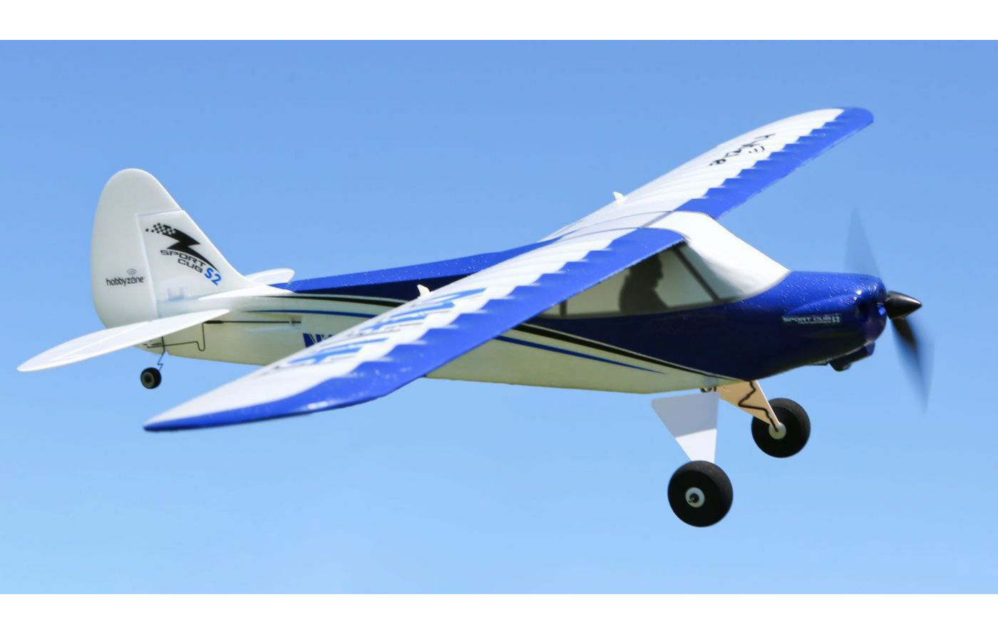 Image for Sport Cub S RTF with SAFE from Force RC