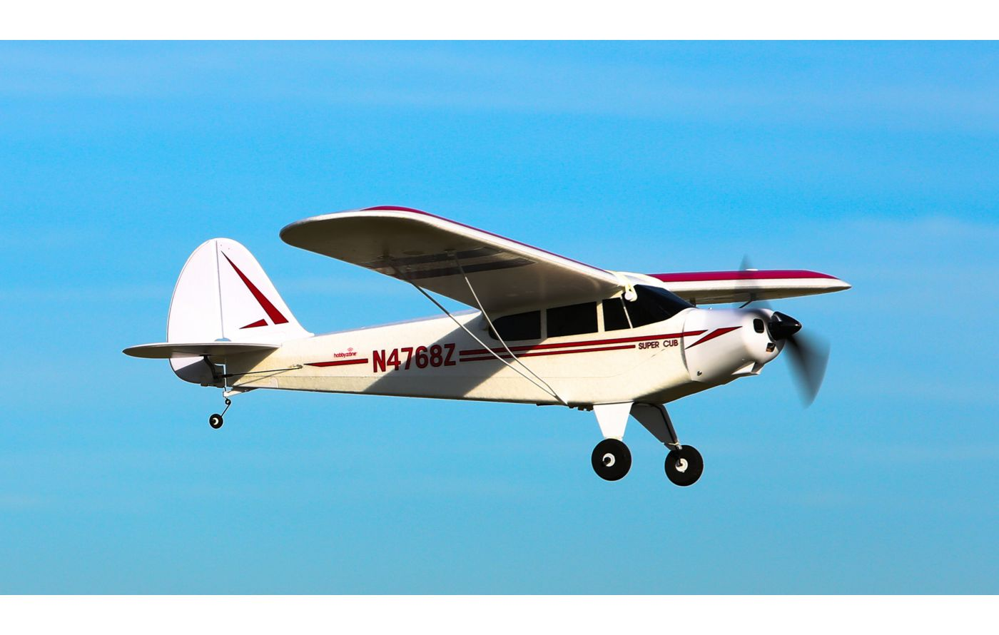 Image for Super Cub S 1.2m RTF with SAFE from Force RC