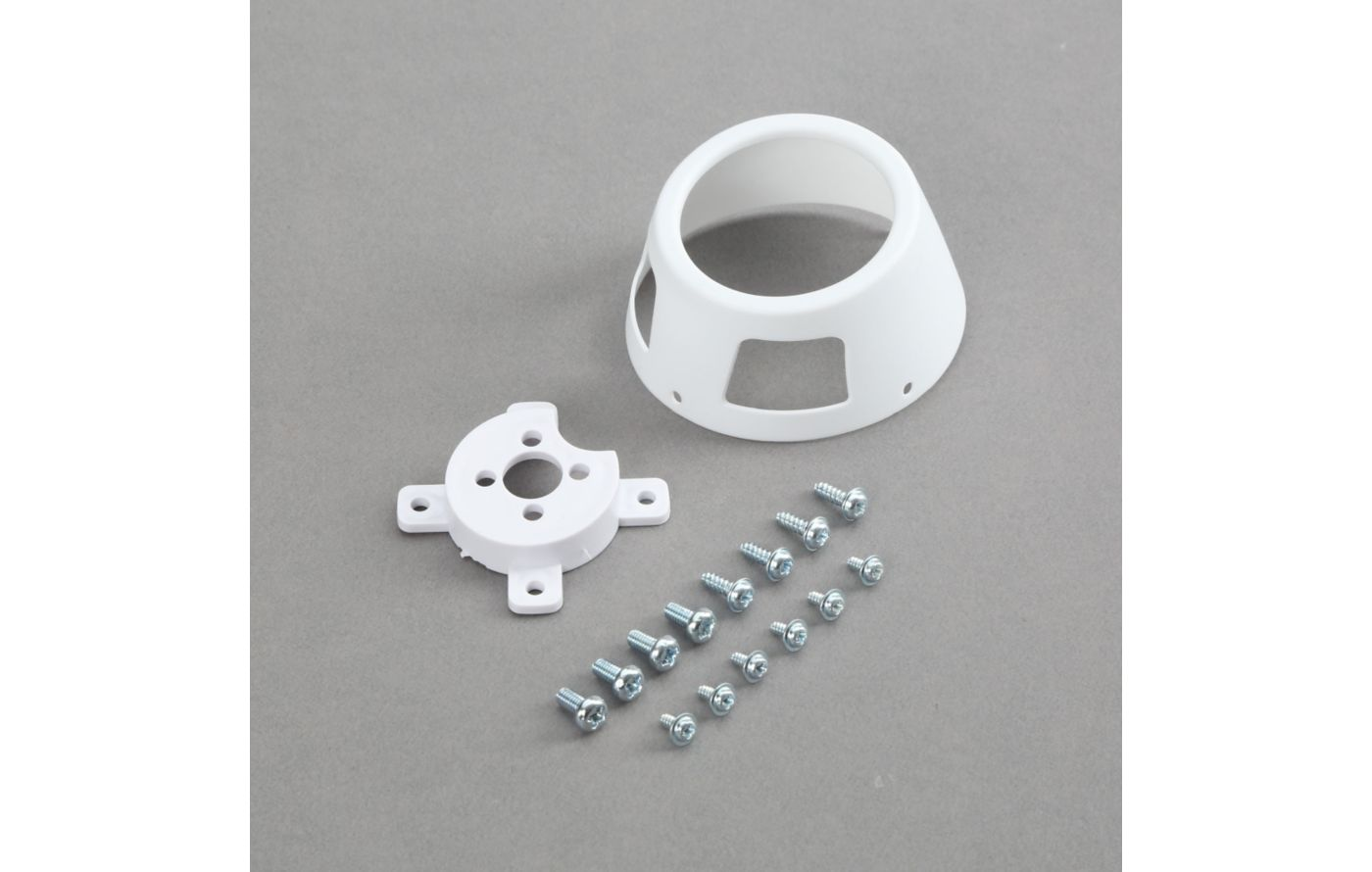 Image for Cowl/Motor Mount with Screws: Conscendo S from Force RC