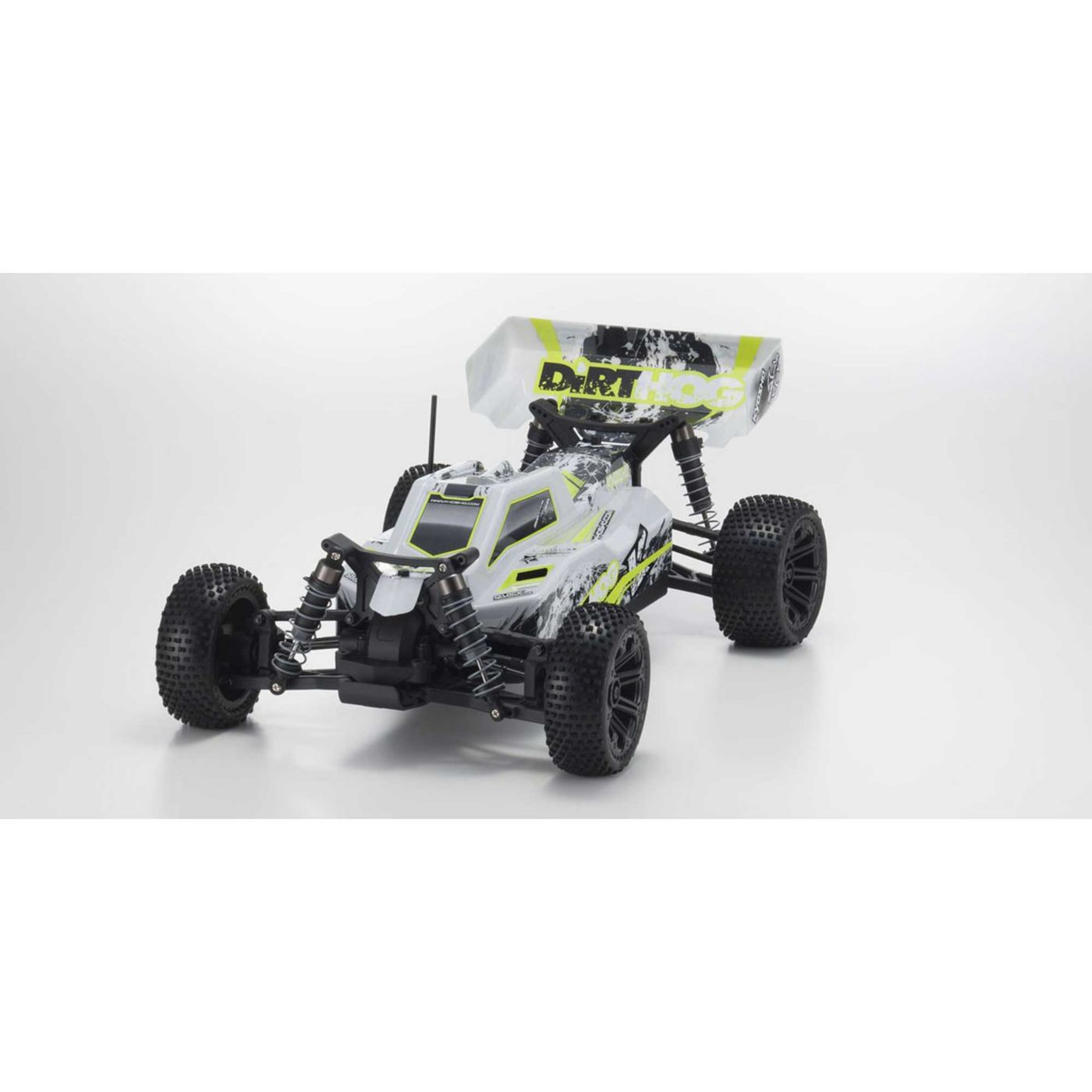 Details About Kyosho 1 10 Fazer Dirt Hog T1 4 Wheel Drive Electric Buggy Ready To Run Yellow