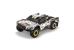 1/10 XXX-SCT 2WD Brushless SC Truck RTR with AVC Technology