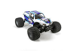 1/5 Monster Truck XL 4WD RTR with AVC, White