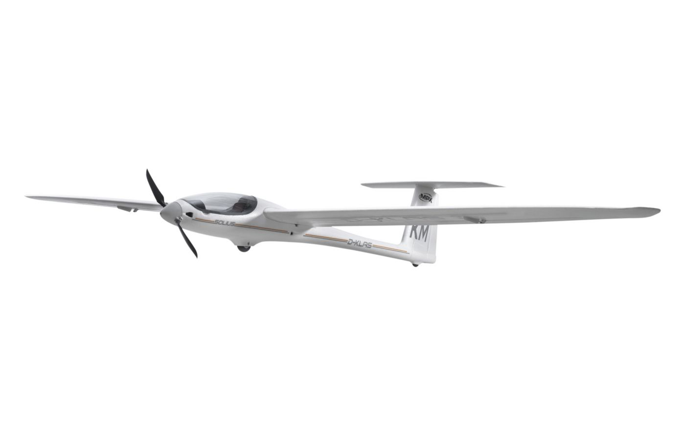 Image for Solius T-Tail 2.1m Receiver Ready from Force RC