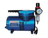 Paasche Airbrush Company - 1/6 HP Diaphragm Compressor
