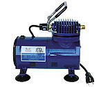 Paasche Airbrush Company - D500 Compressor, 30LB PSI