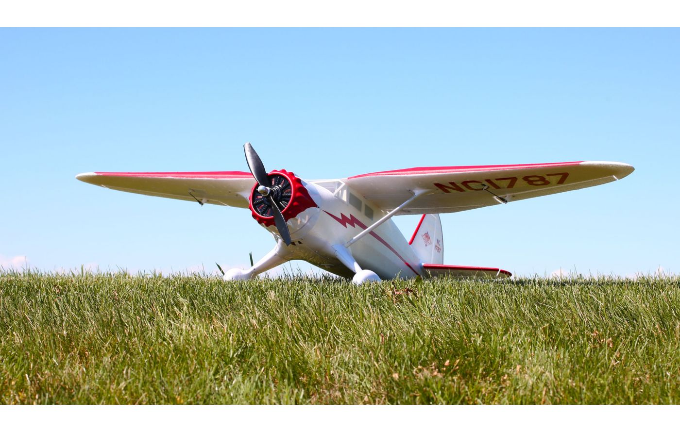 Image for Stinson SR-10 1.3m PNP from Force RC