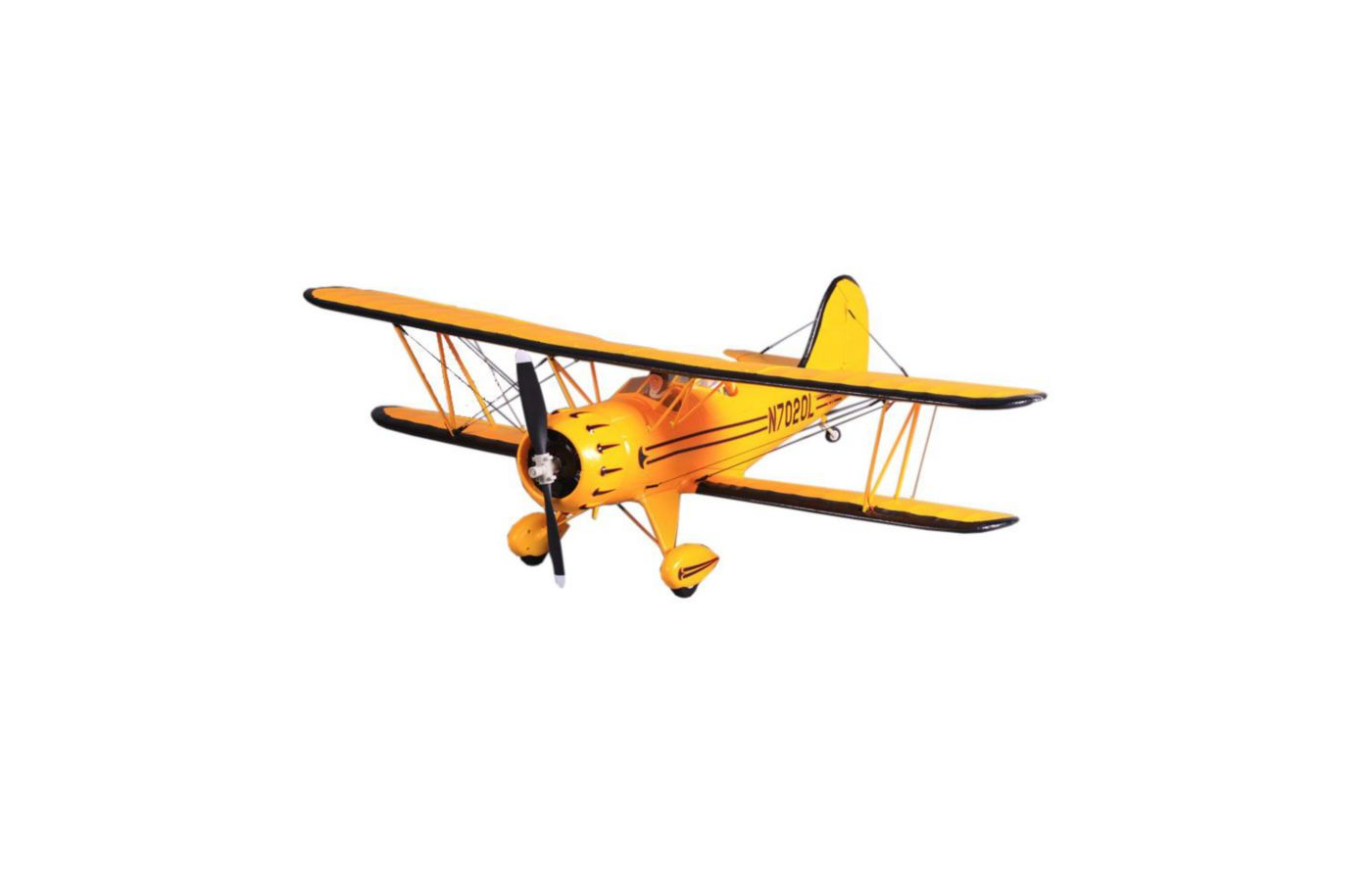 Image for Waco Yellow PNP, 1100mm from Force RC