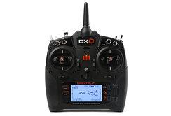 DX8 8-Channel DSMX Transmitter Gen 2 with AR8000, Mode 2