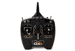 DXe DSMX Transmitter Only