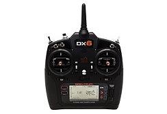 DX6 6-Channel DSMX Transmitter Only Gen 3, Mode 2