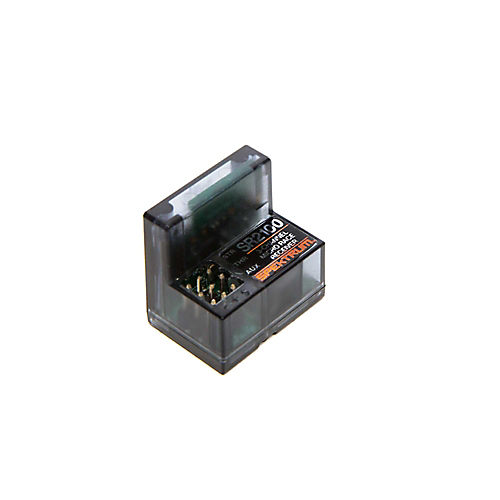 Spektrum SR2100 DSMR Micro Race Rx Antenna-Less