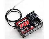 Traxxas - Receiver, Micro, TQ 2.4GHz, 3 Channel