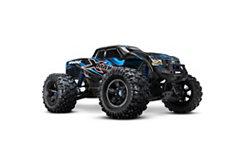 1/6 X-Maxx 4WD Truck RTR with TSM, TQi 2.4GHz, VXL-8S, Blue