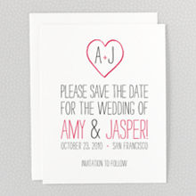 Big Day: Save the Date