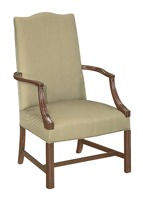 Well-known Martha Washington Chair from the James River collection by Hickory  VS79
