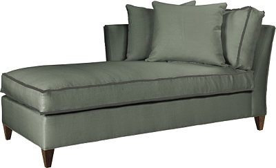 Leigh Left Arm Facing Chaise from the Suzanne Kasler collection