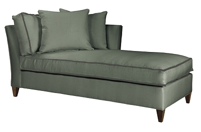 Leigh Right Arm Facing Chaise from the Suzanne Kasler collection