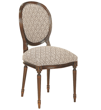 Louis Xvi Side Chair From The James