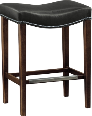 Madigan Backless Bar Stool From The Archive Collection By Hickory