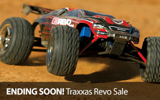 Traxxas X-Revo Sale Blue Ending Soon RTR Ready To Race