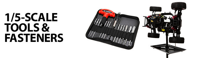 1/5-scale Tool Set Allen Wrench Hex