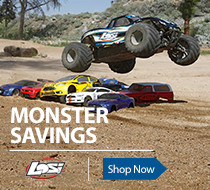 Save $100 Off the Losi MTXL Monster Truck XL