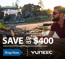 Save Up To $400 Off Yuneec Drone Sale