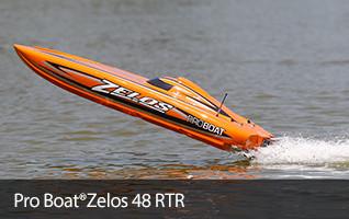 Pro Boat Zelos 48