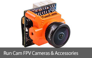 Runcam FPV Cameras and Accessories