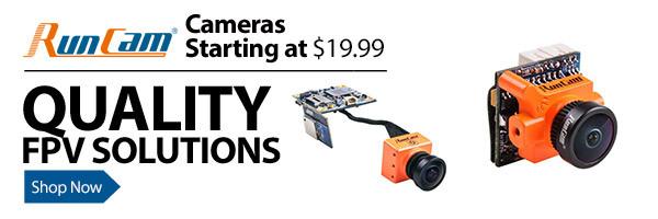 RunCam - Quality FPV Solutions - FPV Cameras and Lenses