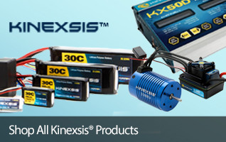 Get great batteries, chargers and accessories for less with Kinexsis