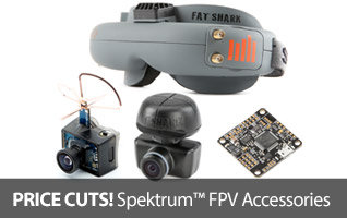 Save on Spektrum FPV Accessories