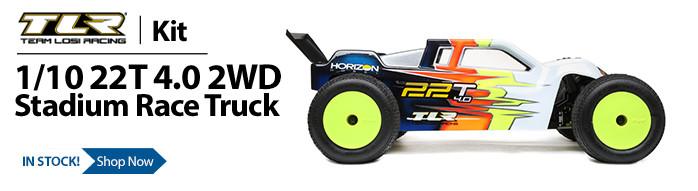 TLR 22T 4.0 2WD Off Road Team Losi Racing