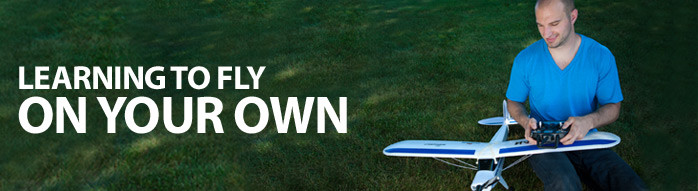 Learn to Fly on Your Own | Beginner RC Aircraft