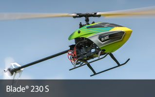 Blade 230 s RC Helicopter