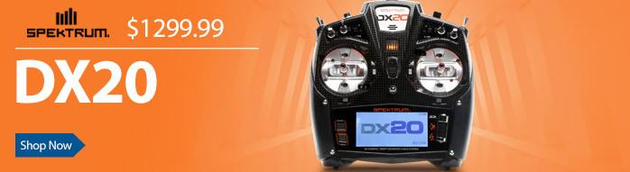 Spektrum PowerSafe Telemetry DSMX RC Receivers