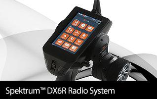 Spektrum DX6R Radio System with WiFi and Bluetooth