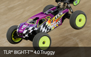 Easy To Drive Fast On Any Track Conditions