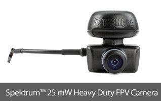 SPMVA2510 Spektrum Heavy Duty 25mW 5.8GHz Video Transmitter and Camera with Raceband