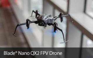 Blade Nano QX2 FPV Camera Drone