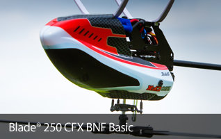 Blade 250 CFX RC Helicopter with SAFE Technology