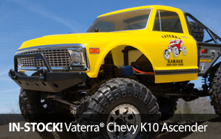 Scale recreation of a customized, 1972 K10 pickup truck