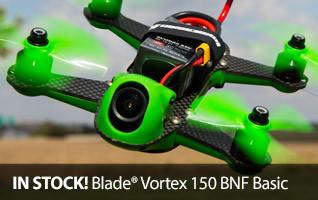 Blade Vortex 150 BNF Basic Race Drone FPV