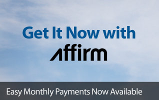 Easy Monthly Payments with Affirm